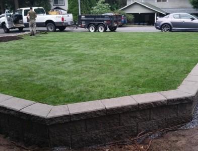 Lawn Installation – Stefania
